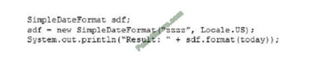 Examwall 1Z0-813 exam questions-q2