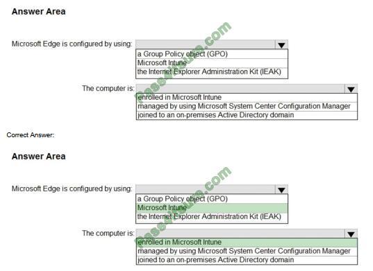 Examwall md-100 exam questions-q8-2